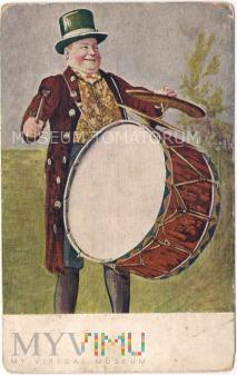 Człowiek orkiestra - pocz. XX wieku