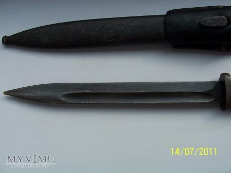 BAGNET NIEMIECKI S 84/98 - 1943 rok