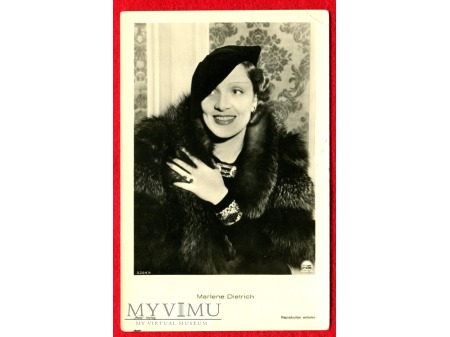 Marlene Dietrich Verlag ROSS 8304/1