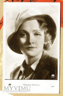 Marlene Dietrich EUROPE nr 955