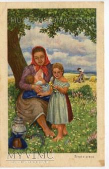Minickeha - Macierzyństwo wiejskie polne