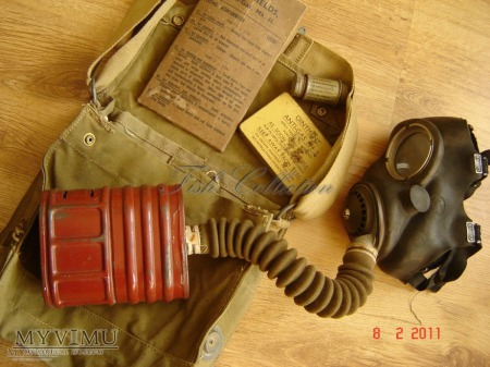 Maska przeciwgazowa Mk V