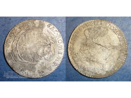 Ort koronny 1754 EC