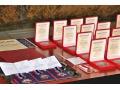 Zobacz kolekcję Odznaczenia i odznaki strażackie ... ale i nadawane strażakom honorowo, za zasługi, w dowód uznania oraz jako pamiątka.