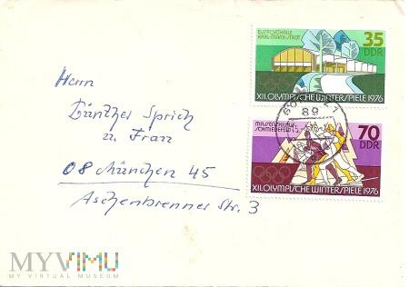 Kop. ze znaczkami z obiegu