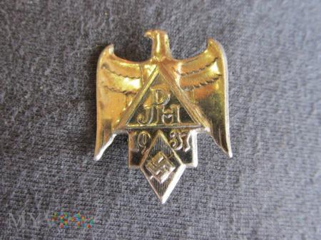 Symbol zbiórki WHW-III Rzesza