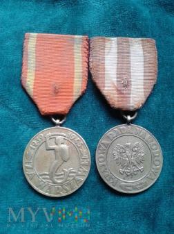 Medale po kombatancie