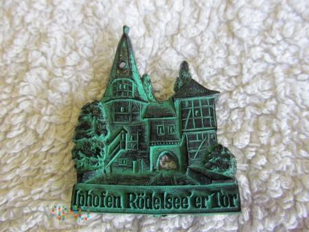 "Zabytkowe bramy-Kwhw Iphofen Rodelsee""er Tor"