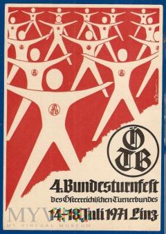 4.Bundesturnfelt-Austria.1971.a