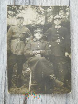 Zdjęcie Ułanów z 24 Pułku Ułanów