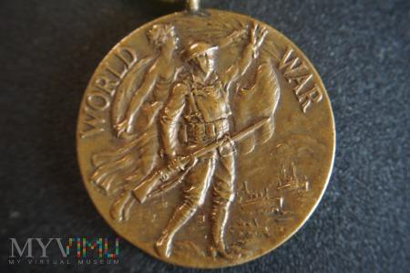 Duże zdjęcie Honorowy medal Nowego Jorku za I Wojnę