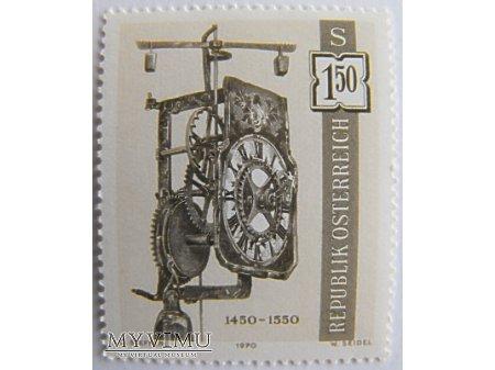 Zegary ze zbiorów Muzeum Miejskiego w Wiedniu