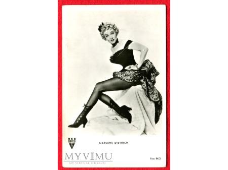 Marlene Dietrich 1952 nogi, nogi, nogi
