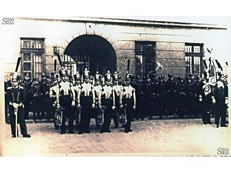 Szkoła Podchorążych Piechoty - Belweder - zdj. 012