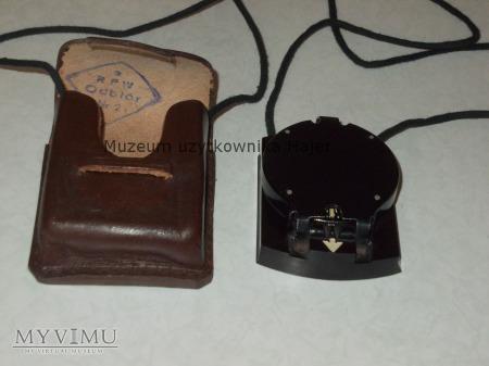 Kompas wojskowy busola 1958 CZMO w etui