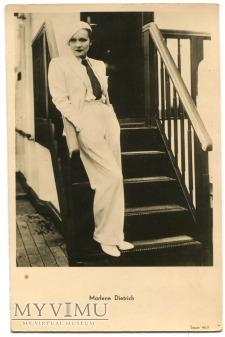 Marlene Dietrich MARLENA JOSPE Holandia nr 463