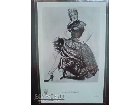 Marlene Dietrich 1952 Rancho Notorious MARLENA