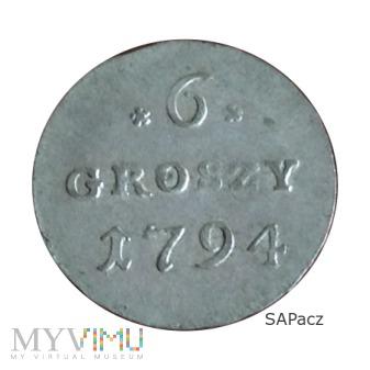 1794 17.a7 ODMIANA 3; WARIANT 8