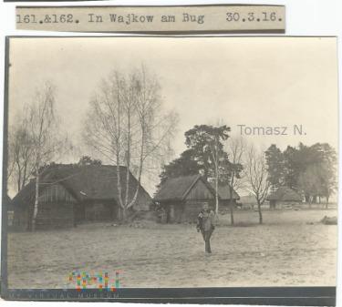 Wajków nad Bugiem - I wojna.