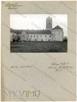Zasław Wołyń - klasztor bernardyński - 1921