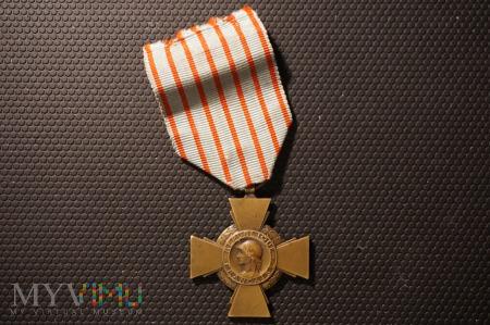 Krzyż Kombatancki - Francja I wojna