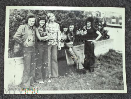 Stare zdjęcie - zespół muzyczny ? lub zgrana paka