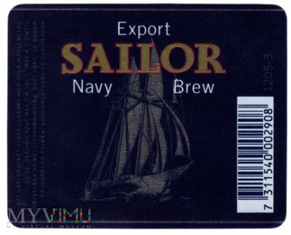 Export SAILOR Navy Brew