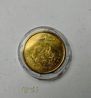 moneta łomnica