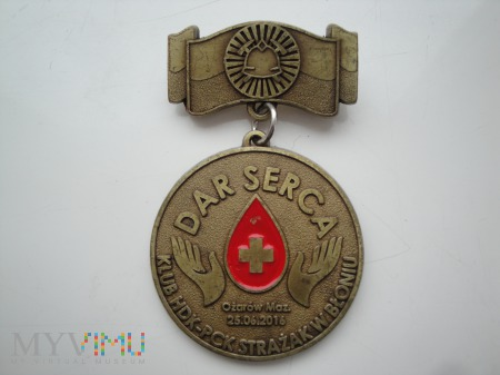 Odznaka Dar Serca