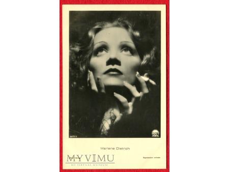 Marlene Dietrich Verlag ROSS 6675/2