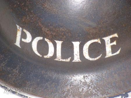 Hełm brytyjski MkII POLICE