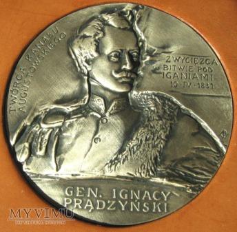 Generał Ignacy Prądzyński.