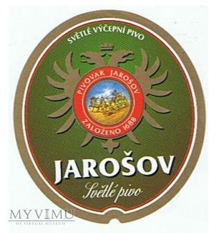 jarošov světlé pivo