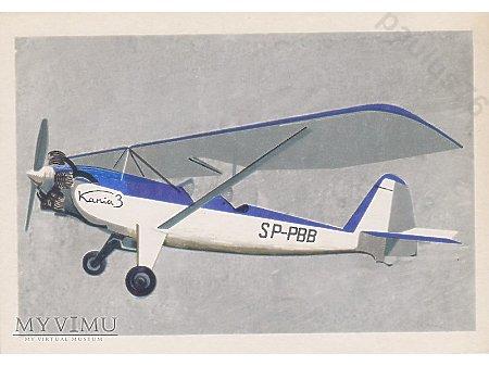 PZL Kania 3, SP-PBB