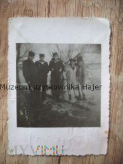 Zdjęcie marynarzy Marynarka Wojenna MW
