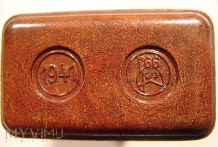 Odkażalnik / Hautentgiftungsmittel ggj 1941