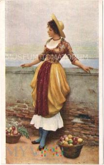 Blaas - Venecka blondynka - 1916