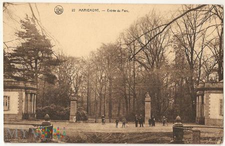 Mariemont-Entree du Parc.a