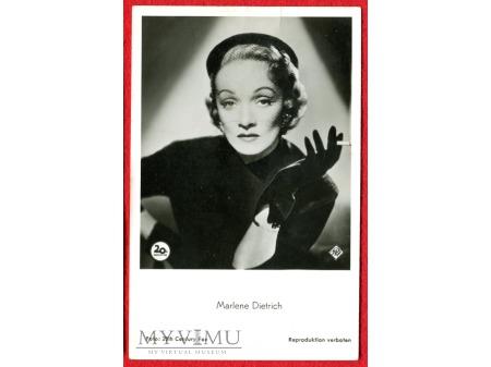 Marlene Dietrich Nie ma autostrad ... MARLENA