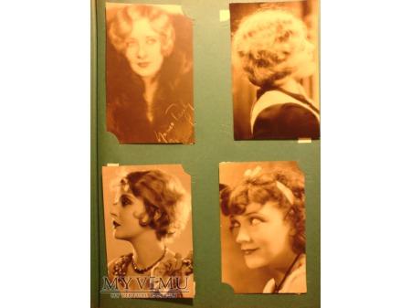 Album Strona Marlene Dietrich Greta Garbo 43