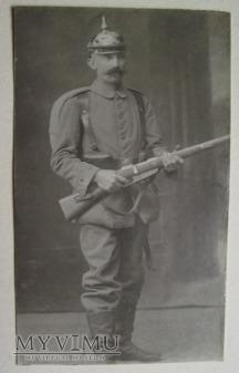 Pruski żolnierz