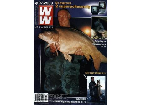 Wiadomości Wędkarskie 7-12/2003 (649-654)