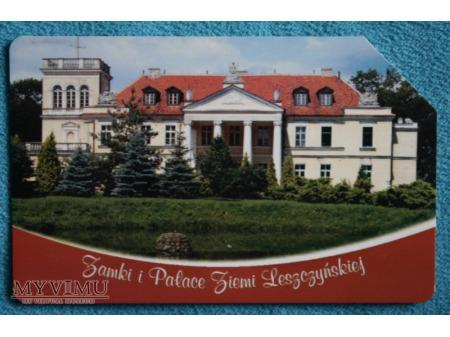 Duże zdjęcie Zamki i Pałace Ziemi Leszczyńskiej