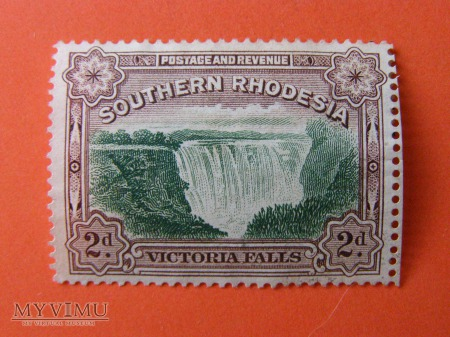 019. Southern Rhodesia (Zimbabwe)