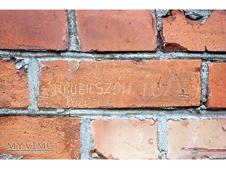 """Duże zdjęcie """"Stara Prochownia"""" - budynek A - inskrypcja #028"""