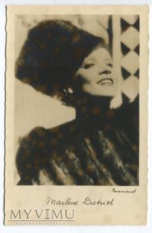 Marlene Dietrich G. & Co. Pocztówka Belgia ?