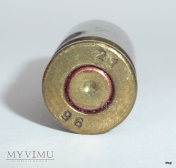 9 mm X 18 NABÓJ SIEMINA ( MAKAROW )