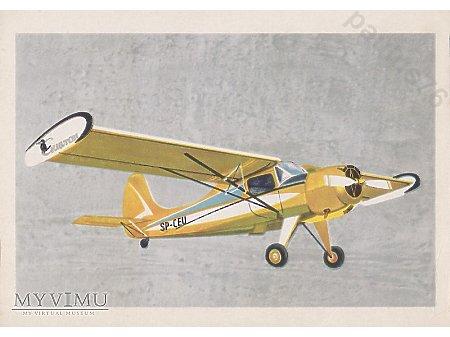 PZL 101 Gawron, SP-CEU