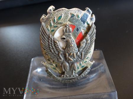Numerowana odznaka Stowarzyszenie Kapelanów Wojsk