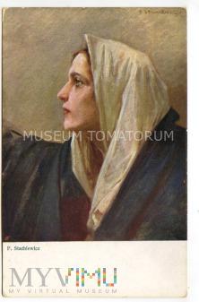 Stachiewicz - Kobieta w chuście